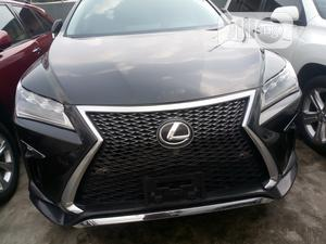 New Lexus RX 2017 350 AWD Black | Cars for sale in Lagos State, Ikeja