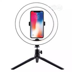 Ringlight Selfie Stick With Tripod Stand L07   Accessories for Mobile Phones & Tablets for sale in Lagos State, Lagos Island (Eko)