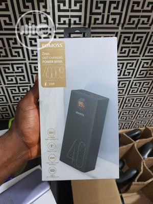 Romoss 18watts 40,000mah Fast Charging Power Bank   Accessories for Mobile Phones & Tablets for sale in Lagos State, Ikeja