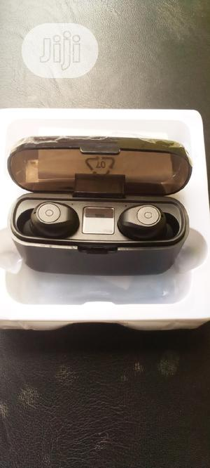 Air F9 Pro Wireless Earpiece | Accessories for Mobile Phones & Tablets for sale in Lagos State, Ikeja