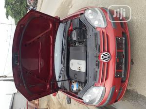 Volkswagen Golf 2006 Red   Cars for sale in Lagos State, Surulere