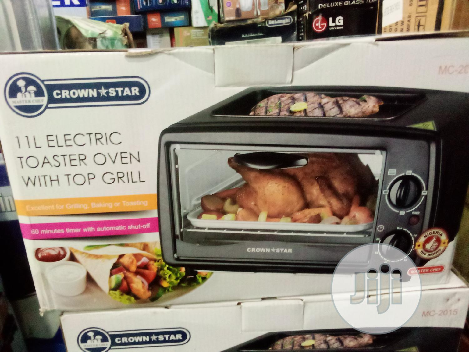 Crown Star Toaster Oven