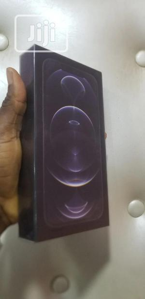 New Apple iPhone 12 Pro Max 256GB Black | Mobile Phones for sale in Lagos State, Ikeja