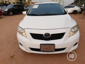 Toyota Corolla 2010 White   Cars for sale in Lagos State, Ikeja