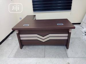 Super Quality Imported Office Executive Table (Size:160cm)   Furniture for sale in Lagos State, Lekki