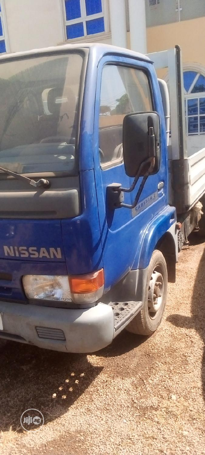 Archive: Nissan Cabstar