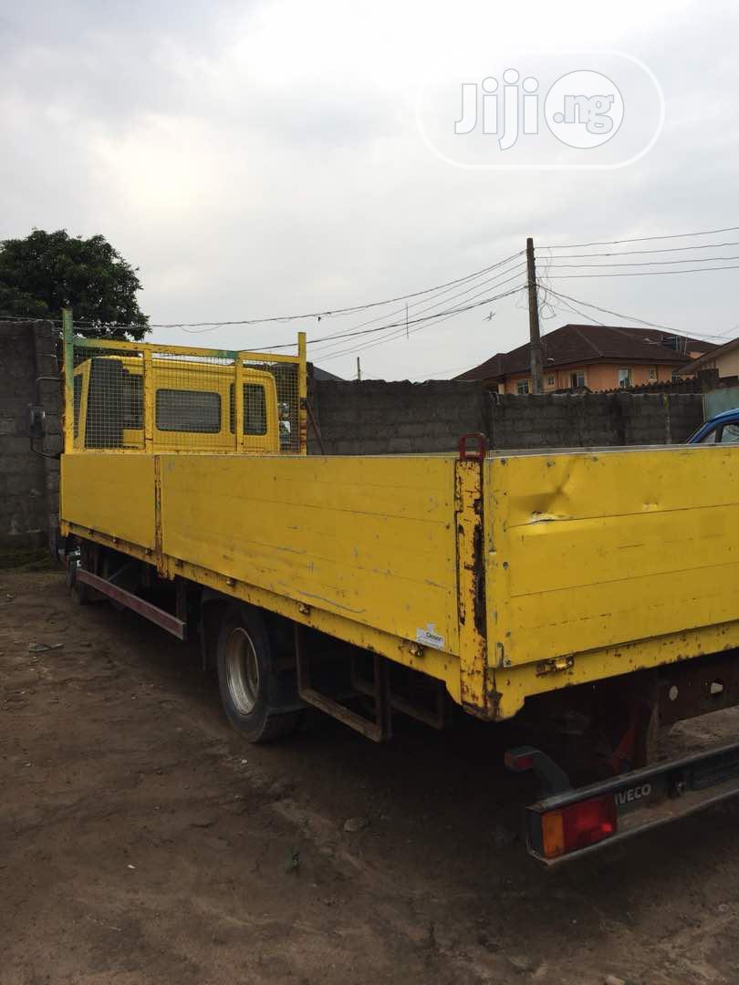 Iveco ML 80 E 18 Pritsche 6,35 M Blatt Luft | Trucks & Trailers for sale in Isolo, Lagos State, Nigeria