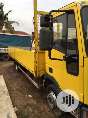 Iveco ML 80 E 18 Pritsche 6,35 M Blatt Luft | Trucks & Trailers for sale in Lagos State, Isolo