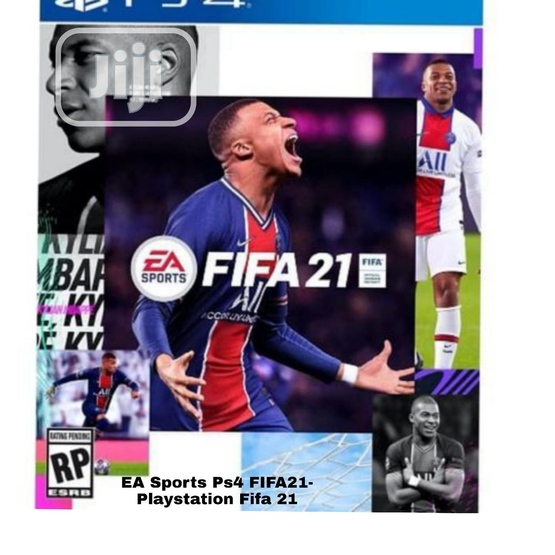 EA Sports Ps4 FIFA21- Playstation Fifa 21