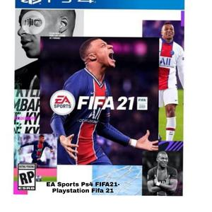 EA Sports Ps4 FIFA21- Playstation Fifa 21 | Video Games for sale in Lagos State, Ikeja