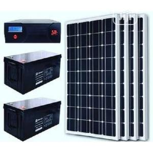 24hrs Solar Energy Backup Systems | Solar Energy for sale in Lagos State, Ajah