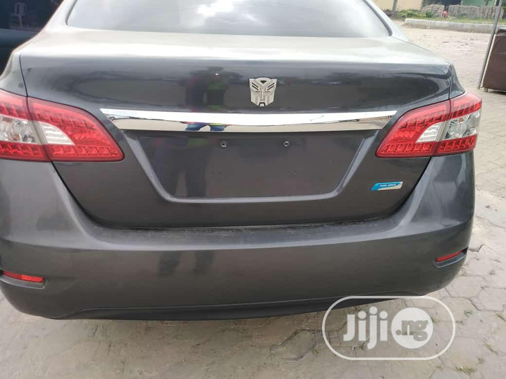 Nissan Sentra 2013 SL Gray | Cars for sale in Ajah, Lagos State, Nigeria