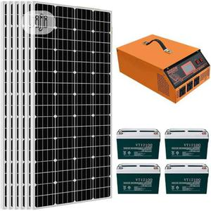 24/7 Backup Solar Inverter Systems | Solar Energy for sale in Lagos State, Isolo