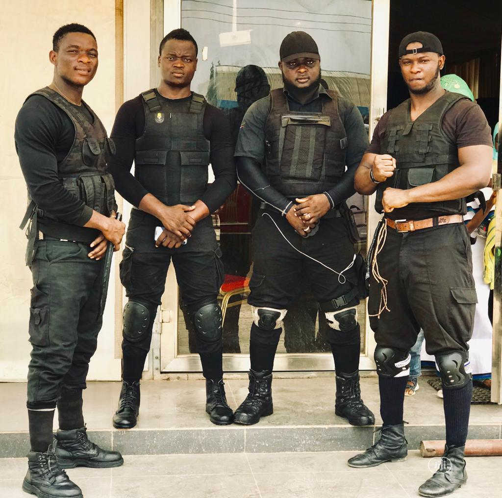 Event Security Bouncers