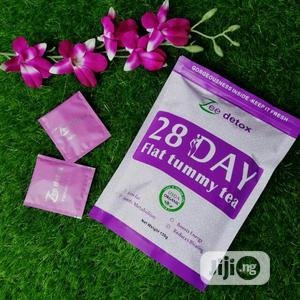 Zee Detox, Fast Action Flat Tummy Tea | Vitamins & Supplements for sale in Abuja (FCT) State, Garki 1