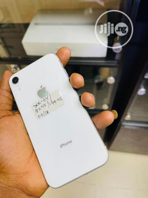 Apple iPhone XR 64 GB Gray   Mobile Phones for sale in Lagos State, Ojodu