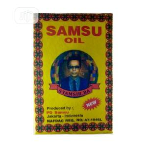 Samsu Oil ( for Delay Ejaculation )   Sexual Wellness for sale in Lagos State, Surulere