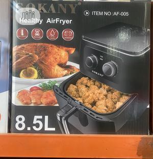 8.5L Sokany Air Fryer | Kitchen Appliances for sale in Lagos State, Lagos Island (Eko)