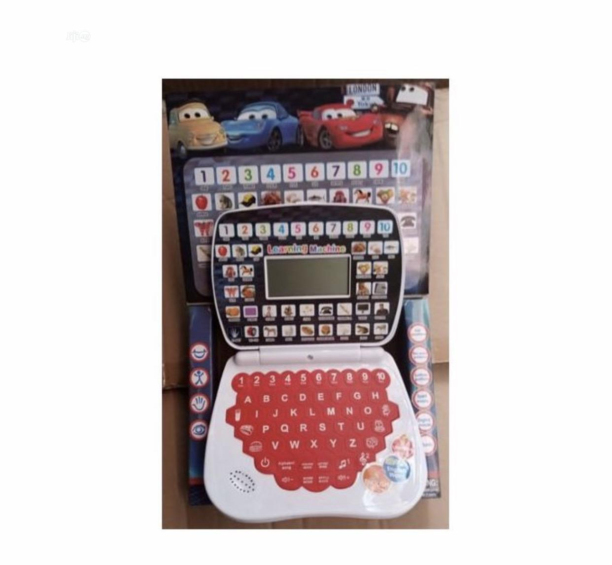 Archive: Kids Learning Machine Laptop
