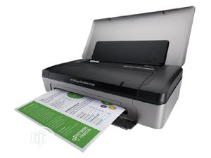 HP Officejet 100 Portable Printer With Bluetooth Mobile   Printers & Scanners for sale in Lagos State, Ikeja
