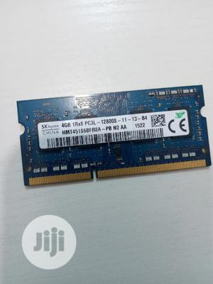 4gb Ddr3l 12800S Laptop Ram | Computer Hardware for sale in Lagos State, Ikeja