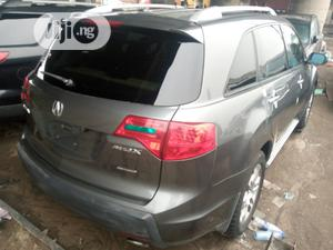 Acura MDX 2007 SUV 4dr AWD (3.7 6cyl 5A) Gray | Cars for sale in Lagos State, Apapa