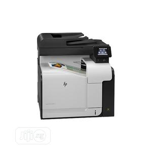 HP Laserjet Pro 500 Color MFP M570dw   Printers & Scanners for sale in Lagos State, Ikeja