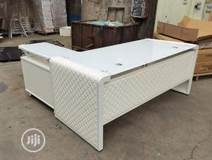 Classic White Executive Table 1.8mtr | Furniture for sale in Lagos State, Ojo