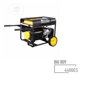 Haier Thermocool 4400ES Big Boy Electric Generator | Electrical Equipment for sale in Lagos State, Ikeja