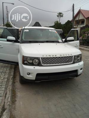 Land Rover Range Rover Sport 2013 HSE 4x4 (5.0L 8cyl 6A) White | Cars for sale in Lagos State, Amuwo-Odofin