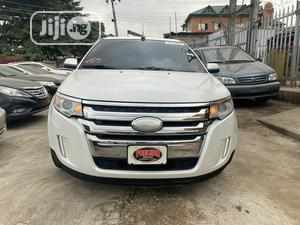 Ford Edge 2013 White | Cars for sale in Lagos State, Magodo