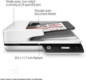 HP Scanjet Pro 3500 F1 Flatbed OCR Scanner   Printers & Scanners for sale in Lagos State, Ikeja