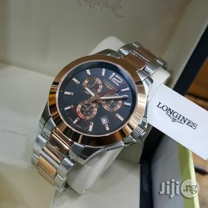 Longines Chronograph Chain Wristwatch | Watches for sale in Lagos State, Oshodi