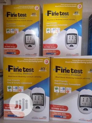 Fine Test Glucometer   Medical Supplies & Equipment for sale in Lagos State, Isolo