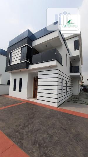 Newly Built 5 Bedroom Fullydetached Maisonette for Sale | Houses & Apartments For Sale for sale in Lekki, Lekki Phase 1