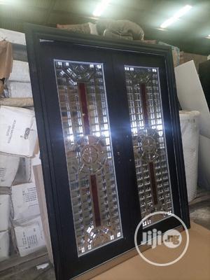 5ft Glass Door-In-Door | Doors for sale in Lagos State, Orile