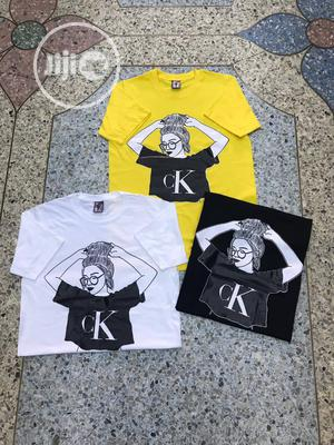 Quality Trendy Round Neck Polo Tshirt   Clothing for sale in Lagos State, Ikeja