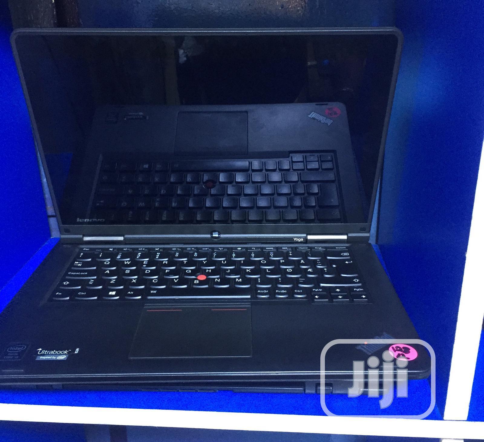 Archive: Laptop Lenovo ThinkPad Yoga 4GB Intel Core I3 HDD 500GB