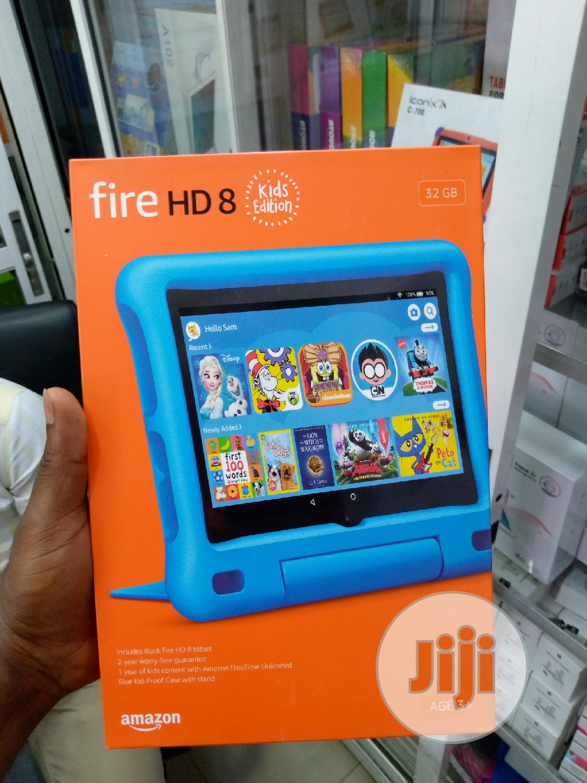 New Amazon Fire HD 8 32 GB