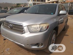 Toyota Highlander 2008 Silver | Cars for sale in Abuja (FCT) State, Karu