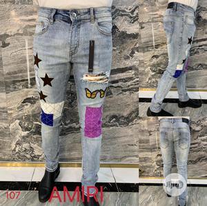 Classic Amiri Jeans Trouser   Clothing for sale in Lagos State, Lagos Island (Eko)