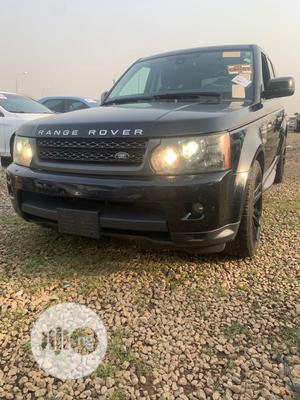 Land Rover Range Rover Sport 2010 HSE 4x4 (5.0L 8cyl 6A) Black | Cars for sale in Abuja (FCT) State, Kubwa