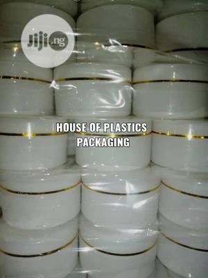 Cream Jars and Containers | Manufacturing Materials for sale in Lagos State, Lekki