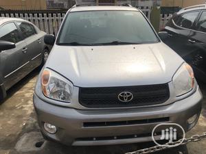 Toyota RAV4 2004 Silver | Cars for sale in Lagos State, Alimosho
