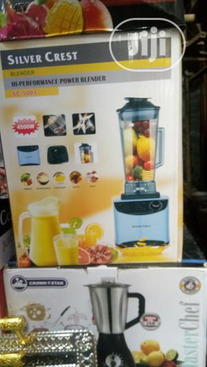 Silver Crest High Quality Commercial Blender   Kitchen Appliances for sale in Lagos State, Lagos Island (Eko)