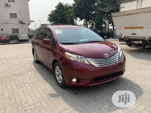 Toyota Sienna 2013 LE FWD 8-Passenger Red | Cars for sale in Lagos State, Ajah