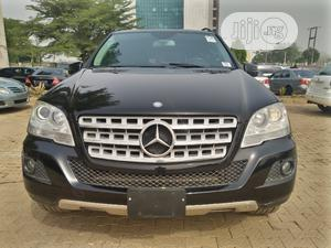 Mercedes-Benz M Class 2011 ML 350 4Matic Black | Cars for sale in Abuja (FCT) State, Central Business District