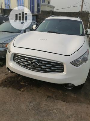 Infiniti FX 2011 35 White   Cars for sale in Lagos State, Ikeja