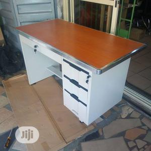 1.2 Meter Office White Table   Furniture for sale in Lagos State, Ojo