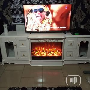 New Design Fireplace Tv Stand   Furniture for sale in Lagos State, Lekki